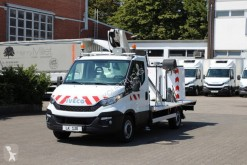 Iveco Daily Iveco Daily 35-130 Arbeitsbühne used telescopic articulated platform commercial vehicle