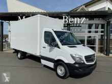 Furgoneta furgoneta furgón Mercedes Sprinter 316 CDI Koffer 4.325 Klima