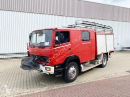 Camion Mercedes 917 AF 4x4 Doka 917 AF 4x4 Doka, LF 16-TS pompiers occasion