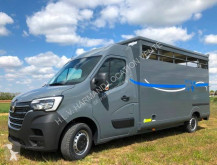 Renault Master 165 DCI new cattle van