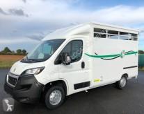 Furgoneta transporte para ganado Peugeot Boxer 335 L2 BHDI 140