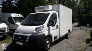 Fiat Ducato II 2.2 MJT used positive trailer body refrigerated van