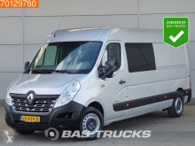 Renault Master 2.3 DCi 165PK Dubbel Cabine Trekhaak Airco Cruise L3H2 9m3 A/C Double cabin Towbar Cruise control used cargo van
