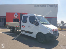 Utilitaire châssis cabine occasion Renault Master CCb 125.35 DC L3 PLATEAU