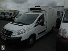 Used negative trailer body refrigerated van Fiat Scudo