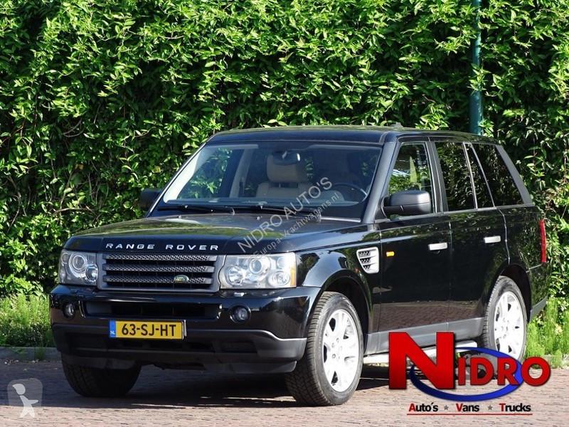 Voir les photos Véhicule utilitaire Land Rover Range Rover Sport SE LEER NAVIGATIE TREKHAAK