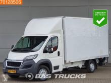 Camion fourgon occasion Peugeot Boxer 2.0 HDI 163PK Bakwagen Laadklep Zijdeur Airco 18m3 A/C