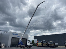 MAN L2000 8.113 + Klaas K23-28 truck used flatbed