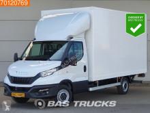 Fourgon utilitaire occasion Iveco Daily 35S18 3.0 180PK Nieuw Bakwagen Laadklep Zijdeur Airco 21m3 A/C Cruise control