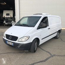 Mercedes refrigerated van Vito