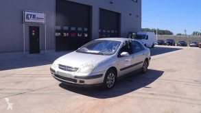 Voiture berline Citroën C5 2.0 HDI (AIRCONDITIONING / AUTOMATIC GEARBOX)