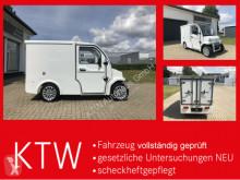 URBEE 2S EV Truck L7e,45Km/h,Elektro új haszongépjármű furgon