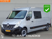 Renault Master 2.3 DCi 165PK L3H2 Dubbel Cabine Airco Cruise Trekhaak L3H2 9m3 A/C Double cabin Towbar Cruise control fourgon utilitaire occasion