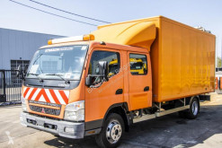 Mitsubishi Canter 7C15 used curtainside van