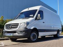 Mercedes Sprinter 513 cdi maxi used cargo van