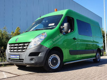 Renault Master 2.3 dci dubbele cabine, fourgon utilitaire occasion