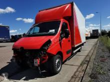 Fourgon utilitaire occasion Renault Master T35 150 pk motor kapot!