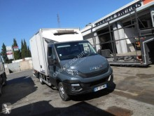 Used negative trailer body refrigerated van Iveco Daily 35C14