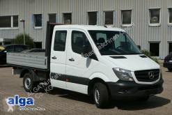 Mercedes dropside flatbed van