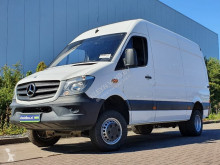 Furgoneta furgoneta furgón usada Mercedes Sprinter 516 cdi 4x4 !, lang, ho