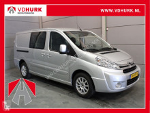 Citroën Jumpy 2.0 HDI 128 pk L2H1 DC Dubbel Cabine 2xSchuifdeur/Navi/Cruise/PDC/A used cargo van
