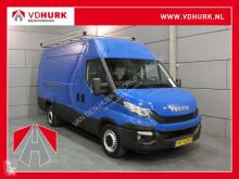 Iveco Daily 35S13V 2.3 130 pk Aut. L3H2 3.5t Trekverm. 2xSchuifdeur/Gev.stoel/Clima/N fourgon utilitaire occasion