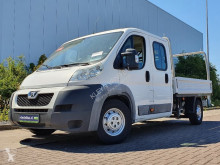 PeugeotBoxer 150 hdi open bak, kr 托盘式运输车 二手
