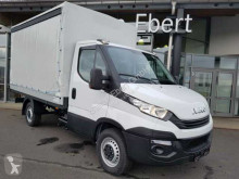 Iveco dropside flatbed van Daily 35 S 15 3.0 L Pritsche+Plane Klima+AHK