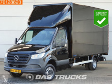 Fourgon utilitaire occasion Mercedes Sprinter 516 CDI 160pk Automaat MBUX Bakwagen Laadklep A/C Cruise control