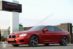 BMW Baureihe M6 Coupe Basis carro cabriolé usado