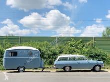 Camper Opel Rekord C2 Caravan 1700 mit Wohnwagen Rekord C2 Caravan 1700 mit Wohnwagen