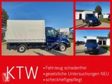 Tweedehands bestelwagen met zeilwanden Mercedes Sprinter Sprinter 213 Pritsche,Klima,3665mm Radstand