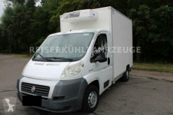 Fiat Ducato Multijet 120 Fleischhacken used refrigerated van