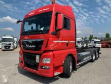 Camion châssis occasion MAN tgx 26.460 6x2-2 ll