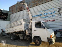 Nissan TRADE 3,0 used tipper van
