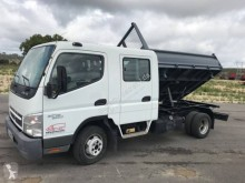 Mitsubishi Canter 3C13 used three-way side tipper van