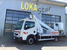Used telescopic platform commercial vehicle Renault Maxity 140.35