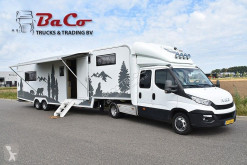 Iveco tow van 40C17 icm Kuipers Camper 10-2019 - Full Options