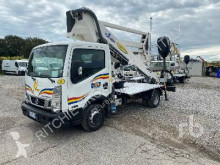 Utilitaire nacelle occasion Nissan Cabstar