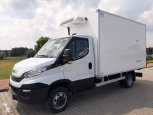 Iveco positive trailer body refrigerated van Daily 35C16