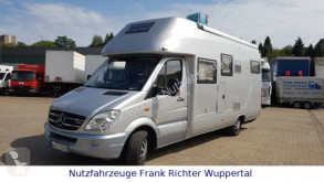 Mercedes S700 SILVERDREAM 4 Schlafplätze org 49 Tkm camping-car occasion
