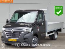 Comercial estrado caixa aberta Renault Master 2.3DCI 165PK Open laadbak Dubbellucht 3500kg Trekgewicht Airco A/C Cruise control