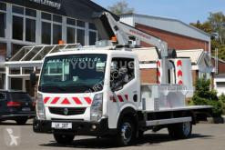 Utilitaire nacelle occasion Renault Maxity 120Dxi Bühne Versalift 10,8m/140h/Klima
