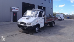 Utilitaire plateau occasion Iveco turbo Daily 35 - 10 (SUSPENSION LAMES / STEEL SUSPENSION)