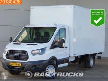 Veículo utilitário Ford Transit 2.0 TDCI Bakwagen Laadklep LBW EU6 A/C furgão comercial usado