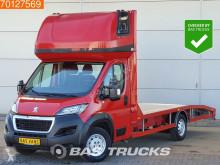 Dostawczy do przewozu samochodów Peugeot Boxer 2.0 163PK Autotransporter Oprijwagen Airco Lier Topsleeper A/C Towbar
