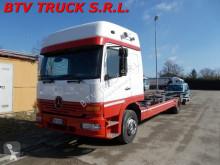 Vrachtwagen Mercedes 12 28 MOTRICE SCARRABILE CON SPONDA CARICATRICE tweedehands chassis
