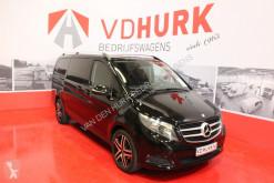 Bestelwagen Mercedes Classe V 220d 164 pk Aut. Lang DC Dubbel Cabine 2xSchuifdeur/Navi/LM/Cruise/Ai