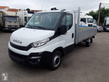 Nyttobil med flak Iveco Daily 35S14