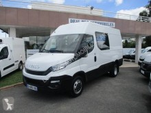 Fourgon utilitaire occasion Iveco Daily 35C14V12